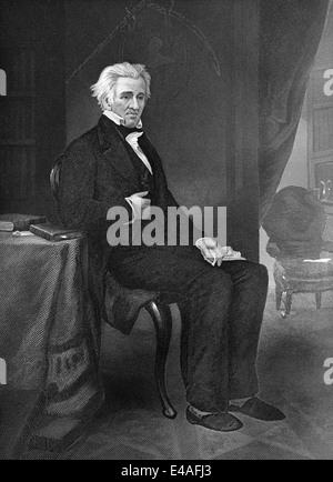 the seventh president of united states andrew jackson Andrew jackson summary: andrew jackson was the seventh president of the united states he was a first-generation american, the son of irish immigrants.