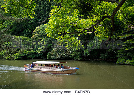 Matsue castle - Stockfoto