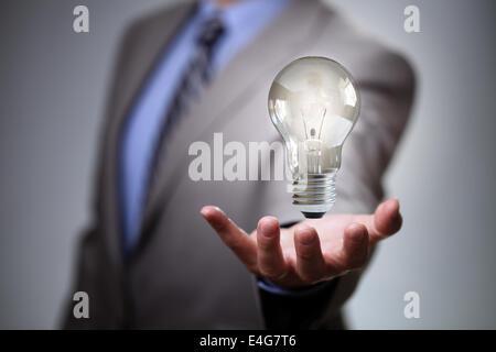 Business idea - Stock Photo
