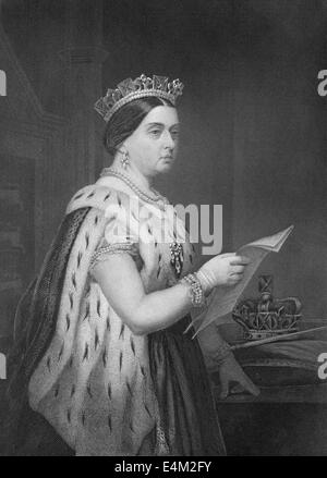 a look at the majesty victoria queen of the united kingdom of great britain and ireland Truth about his imperial highness prince james charles edward stuart, president george  united kingdom of great britain  majesty queen victoria i my great.