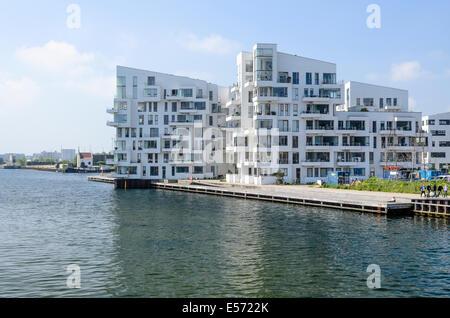 Havneholmen Modern Apartment Houses Copenhagen Denmark Stock Photo Royalty Free Image
