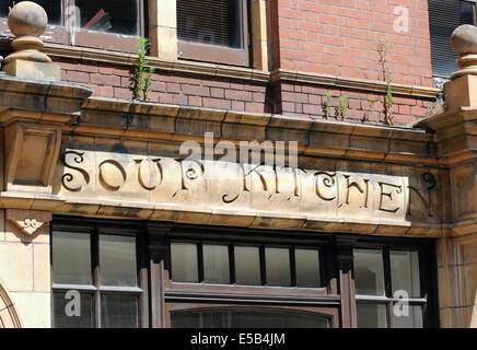 N Soup Kitchen Location
