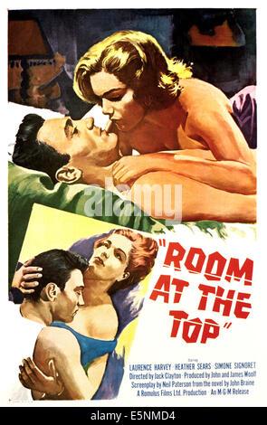 Amazon.com: Room at the Top: Laurence Harvey, Simone ...