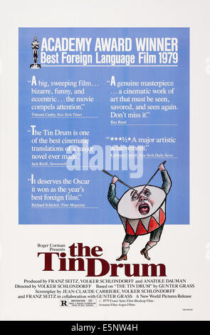 the tin drum and schloendorff and essays View the tin drum (essay) from eng 438 at suny buffalo the tin drum (1979) the tin drum (1979) was an attempt to look at a nasty time during german history through.