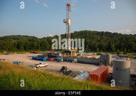 How Deep Drill Natural Gas California