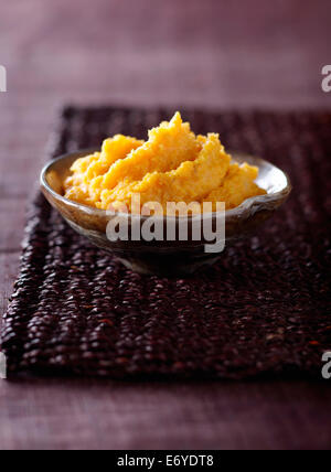 Sweet Potato Puree Stock Photo, Royalty Free Image ...