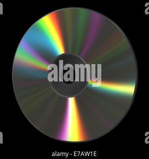 CD DVD Disk - Stock Photo