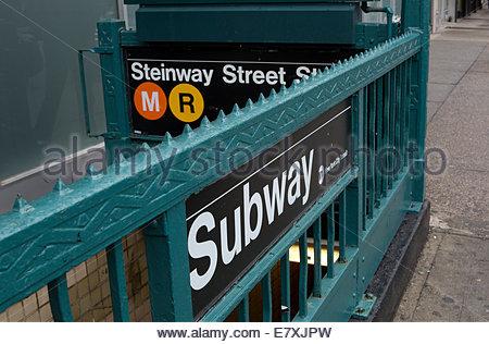New York, NY, USA. 25th Sep, 2014. no known terrorist threats to the New York City subway system in New York City. - Stock Photo