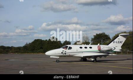 Mustang Winter Turf >> Cessna Citation Mustang Stock Photo, Royalty Free Image: 134947015 - Alamy