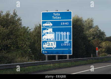 how to pay toll m4