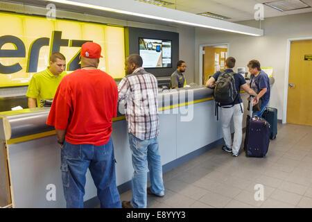 Hertz Rental Car Return St Louis Airport