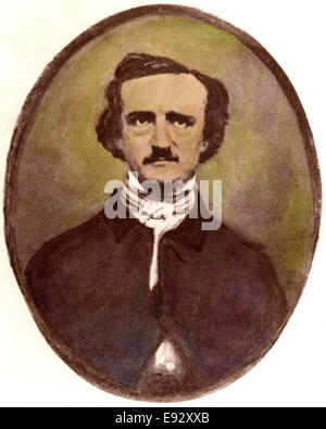 a biography of edgar allan poe an american author poet editor and literary critic Edgar allan poe was an american writer, editor, and literary critic he is best  known for his poetry and short stories, particularly his tales of mystery and  suspense.