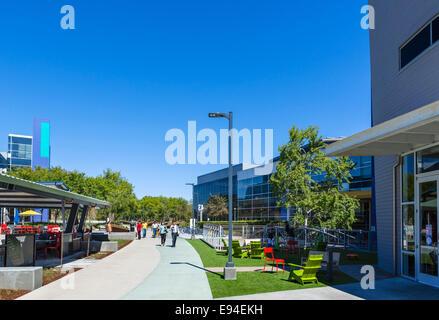 Google headquarters googleplex silicon valley california united stock photo royalty free - Google head office photos ...