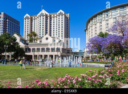 Trees in blossom plaza san martin retiro buenos aires - Sakura el puerto de santa maria ...