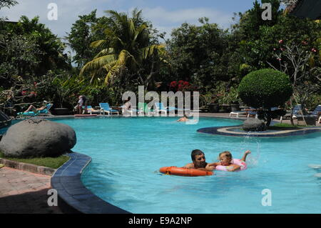 Swimming Pool Filled With Ocean Water In Porto Moniz Madeira Stock Photo Royalty Free Image