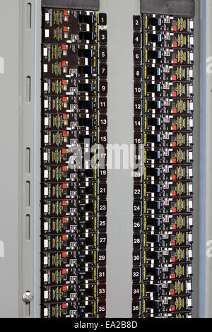 Fuses Breakers in addition Stock Photo Distribution Board Breaker Panel Of An Electricity Supply System Damaged 75262875 also S C 86151r2 Power Fuse Holder 400e Snuffler Sm 5s 370661393273 together with A Surge Protector That Doesn T Protect additionally Ingeteam Inverter 6kw Single Phase. on power surge protector fuse box
