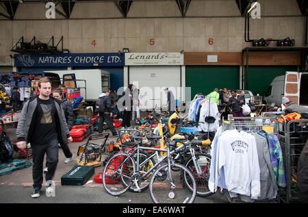 New Covent Garden Market Car Boot Sale