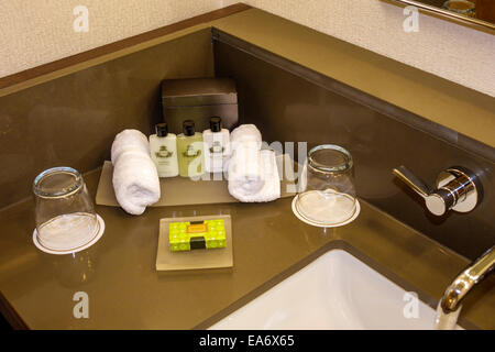 Motel 6 soap usa stock photo royalty free image 14397044 for Bathroom tray for toiletries