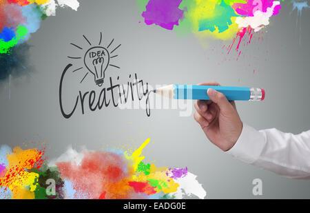 Creativity - Stockfoto