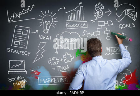 Creative business - Stock Photo