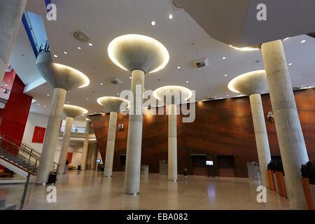 Palacio Euskalduna. Euskalduna Conference Centre and Concert hall Stock Photo...