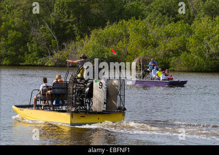 Airboat Tours Leaving From Everglades City