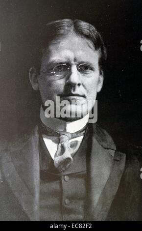 Photograph of Dr. Henry Smith Williams - Stock Photo