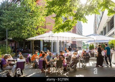potsdamer platz arkaden shopping mall at christmas time potsdamer stock photo royalty free. Black Bedroom Furniture Sets. Home Design Ideas