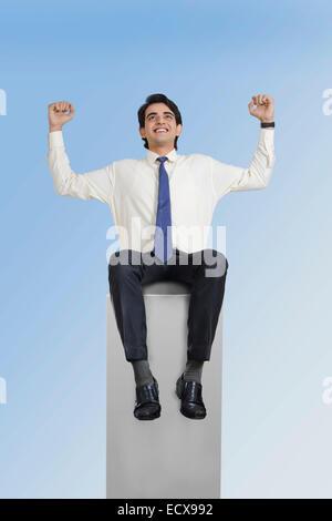 1 indian Business man - Stock Photo
