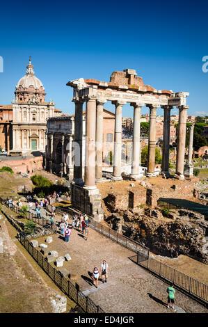 ancient world, Roman Empire, architecture, Aequeduct of Segovia Stock Photo, Royalty Free Image ...