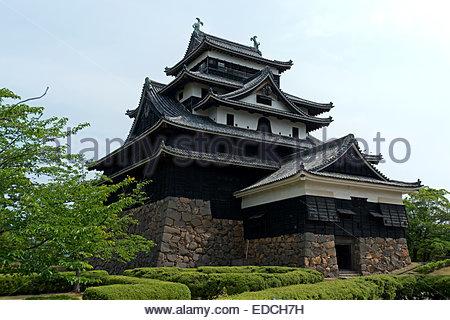 Matsue Castle. - Stockfoto