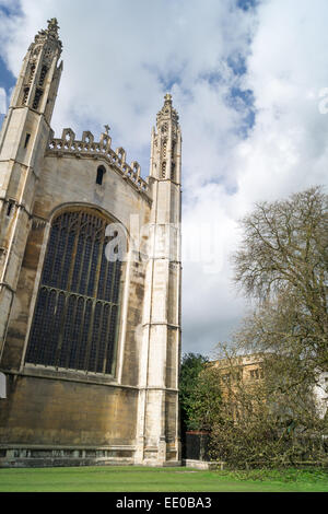 King's College, Cambridge - Stock Photo