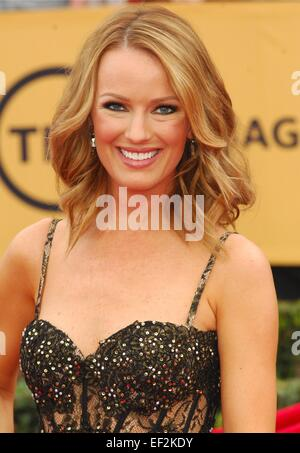 Los Angeles, CA, USA. 25th Jan, 2015. at arrivals for 21st Annual Screen Actors Guild Awards (SAG) - Arrivals 1, - Stock Photo