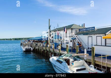 Seafood Restaurants Long Island Suffolk County