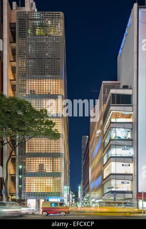 Ginza Maison Hermès - Stock Photo