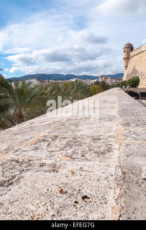 Exterior of the old sant pere bastion now hosting the - Job today palma de mallorca ...