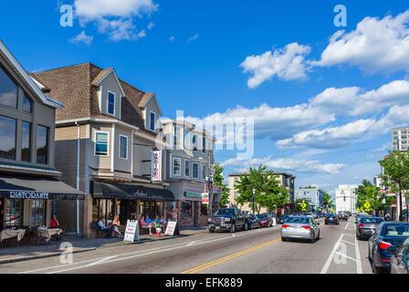 Atwells Avenue Providence Rhode Island  Usa