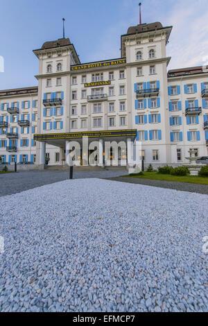 Kempinski Grand Hotel Des Bains St Moritz Schweiz