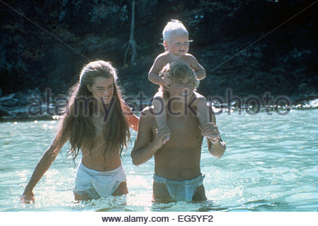 CHRISTOPHER ATKINS & BROOKE SHIELDS THE BLUE LAGOON (1980 ...