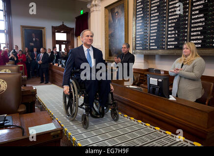 Greg abbott wheelchair