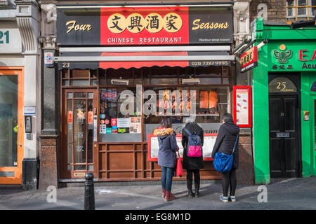 Thai Restaurant London Chinatown