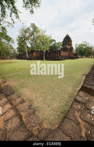 Prasat Muang Singh Khmer temple. The furtherst west the ...