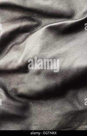 Crumple leather - Stock Photo