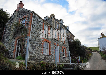 Fern Cottage Doc Martin S Tv Series Surgery Port