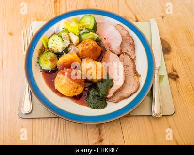 how to make lamb gravy from stock