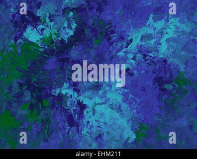 Abstract Aqua - Stock Photo