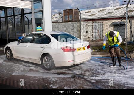 Self Service Car Wash Glasgow