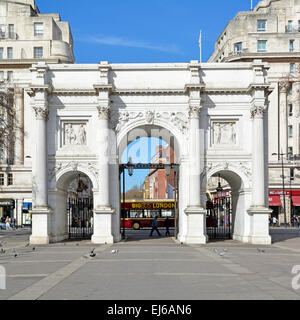 United Kingdom West London Marble Arch Statue Of A Jelly