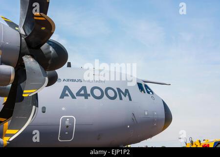 Airbus A400M Atlas aircraft - Stock Photo