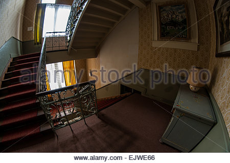Old hotel in the Black forest. - Stock Photo